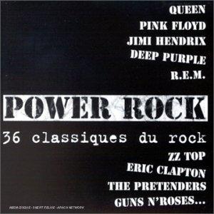 Découvrez Power Rock 36 Classiques Du Rock : Compilation