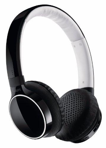 Casque Philips SHB9100 noir avec ou sans fil - Bluetooth - Nomade