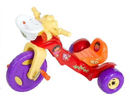 Fisher-Price Dora Explore with Me Trike
