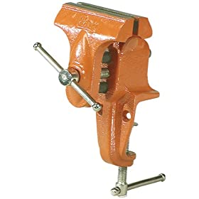Adjustable Clamp 13025 Pony Light-Duty Clamp-on Vise