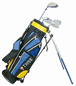 Longridge Set Junior Tiger Plus  Gph Golf Bleu  12-14 Ans