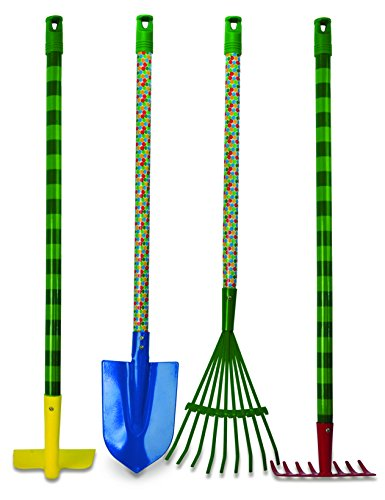 World of Eric Carle, The Very Hungry Caterpillar Garden Tool Set by Kids Preferred - 1