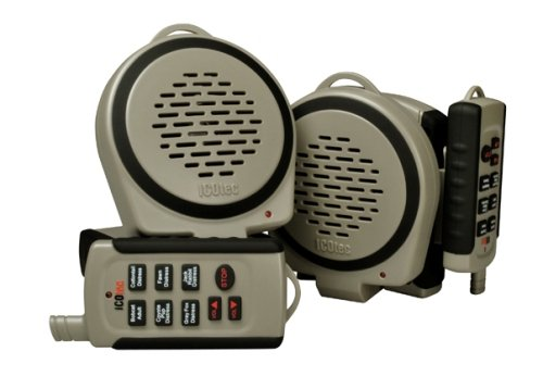 Cheapest Price! ICOtec Call of the Wild GC101 Electronic Game Call, Grey