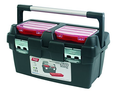 Tayg Toolbox 400, 400 x 225 x 190 mm Black/Red, 162008 by TAYG (Tayg Toolbox compare prices)