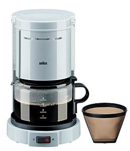 Braun Aromaster Coffee Maker 4 Cup : Amazon.com: Braun KF12WH Aromaster 4-Cup Coffee Maker: Kitchen & Dining