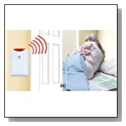 Wireless (Cordfree) Bed Alarm and Bed Pad/no Alarm in Patient's Room