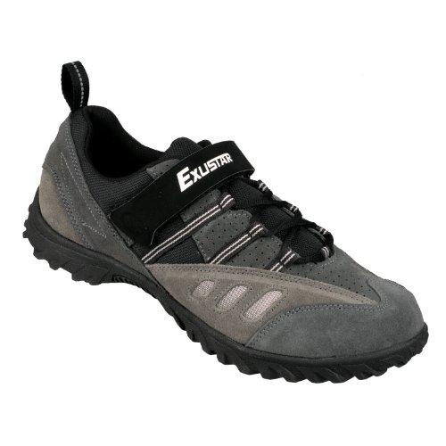 Exustar SM602 Mountain Shoes - BLACK, 37