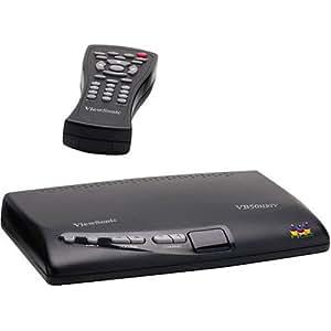 Viewsonic Viewbox Tv Tuner Box For Monitors (Vb50Hrtv)