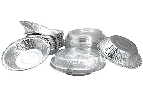 Aluminum Foil Mini Pie Pans 3-1/2