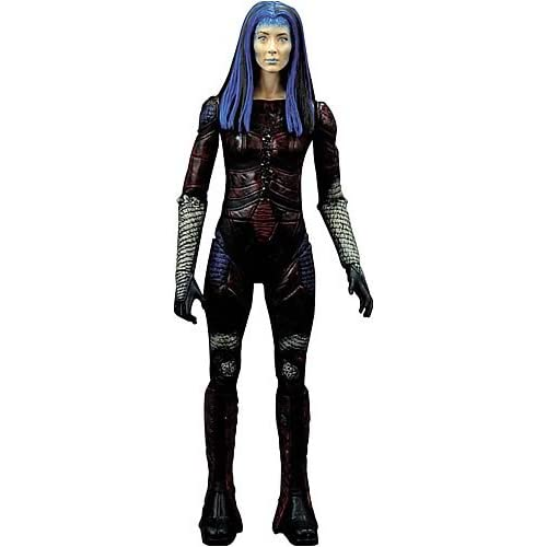 Slayer / Angel Exclusive Illyria Action Figure - Fred Amy Acker