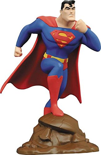 Diamond Select Toys DC Gallery: Superman: The Animated Series: Superman PVC Figure, 9""