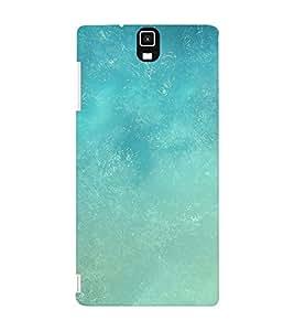 EPICCASE Light Blue Sky Mobile Back Case Cover For Infocus M330 (Designer Case)