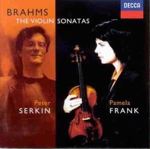 Brahms:Vln Sons
