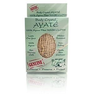 Ayate Exfoliating/Wash Cloth
