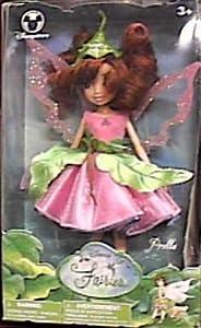 Disney Fairies Prilla Doll