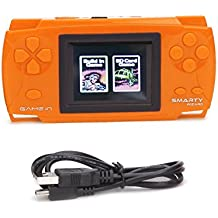 Mitashi Game In Smarty Wizard Gaming Console (Orange)