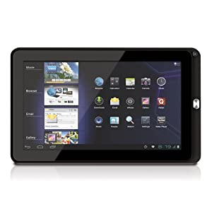 Coby Kyros 10.1-inch Android 4.0 8 Gb 169 Capacitive Multi-touchscreen Widescreen Internet Tablet With Built-in Camera Black Mid1042-8