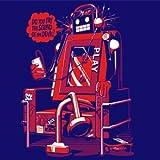 MARS16(マーズシックスティーン) ステカセキング Tシャツ 日本製 国産 メンズ 半袖Tシャツ キン肉マン ジェロニモ バッファローマン レオパルドン マンモスマン ザ・ニンジャ ブロッケンJr ブラックホール ペンタゴン 悪魔将軍 ザ・魔雲天 ドクターボンベ 四次元殺法コンビ L