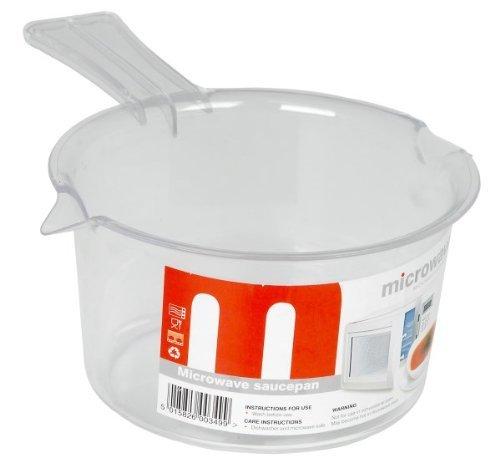 Microwave It 500 Ml Microwave Sauce Pan