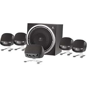 Logitech Z-640 6 Speaker Surround Sound System