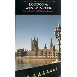 Buildings of England: London 6: Westminster