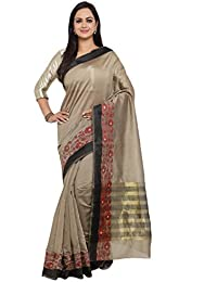 Kvsfab Saree (Women's Cotton Silk Saree)_Printed Saree