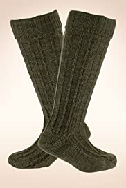 Heavyweight Chunky Knit Welly Boot Walking Socks [T10-2950-S]