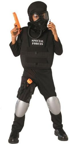 Rubie's Costume Co Boys Special Forces Costume