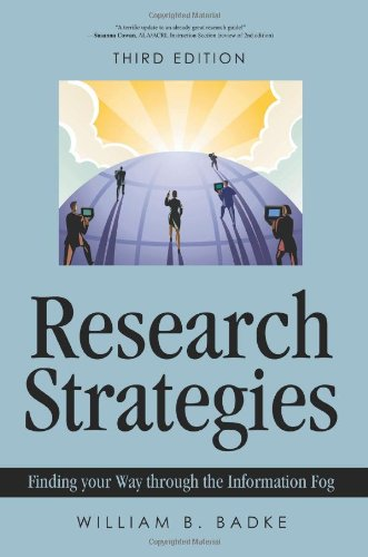 Research Strategies: Finding your Way through the...