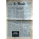 MONDE (LE) [No 9474] du 06/07/1975 - LA SECURITE ET LA COOPERATION EN EUROPE - CONFERENCE DE GENEVE - REPRISE ...