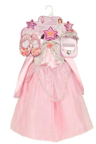 Rubies Sleeping Beauty Dress-Up Set Child, Size 4 to 6