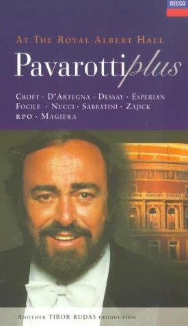 Luciano Pavarotti - Pavarotti plus [VHS]