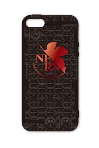 Evangelion Iphone 5 Cover (Nerv/black)