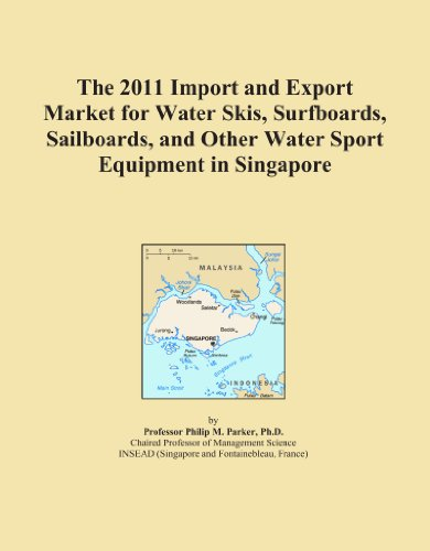 The 2011 Import and Export Market for Water Skis, Surfboards, Sailboards, and Other Water Sport Equipment in Singapore