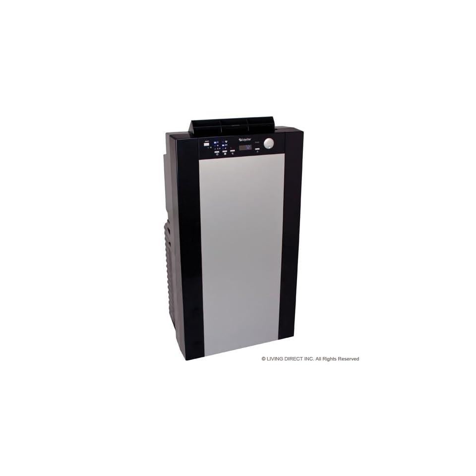 EdgeStar Extreme Cool 14,000 BTU Dual Hose Portable Air Conditioner & Heater