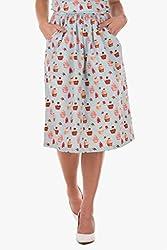 Cupcake Skirt(CCake002_Multicolor_S)