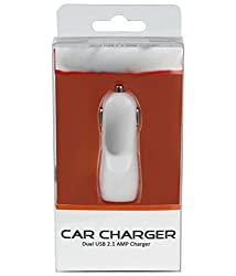 Dual USB 2.1 A DMC Car Charger