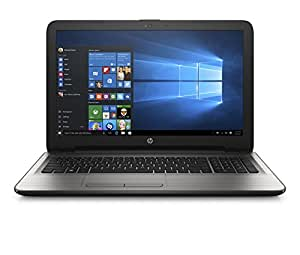 HP 15-AY011TX 15.6-inch Laptop (Core i5-6200U/4GB/1TB/Windows 10 Home/2GB Graphics), Turbo Silver