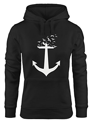 ausgefallener-hoodie-fur-damen-anker-vogel-anchor-birds-sweatshirt-kapuze-kapuzenpullover-moonworksr
