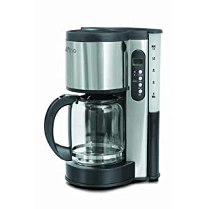 Dimensions Of Coffee Maker : Toastess DLFC381 Coffee Maker, Stainless Steel Espresso Machine Reviews