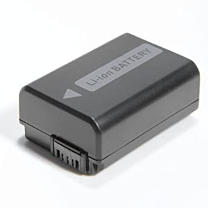 Battery--World Replace NP-FW50 Rechargeable Li-Ion Battery for SONY Digital Camera[7.4V 1500mAh]