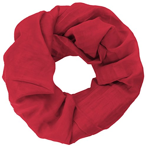 lovely-lauri-basic-loop-tuch-schal-einfabig-unifarben-damenschal-made-in-italy-seide-baumwolle-rot