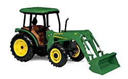 1:16 John Deere 5420 Tractor With Cab And Loader