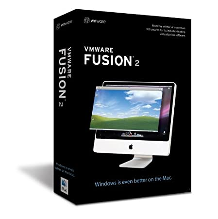 VMWARE FUSION 2.0 NO REBATE (MAC 10.4 OR LATER)