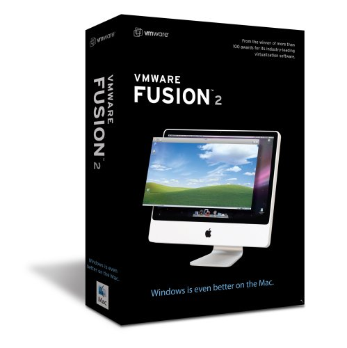 VMware Fusion 2.0
