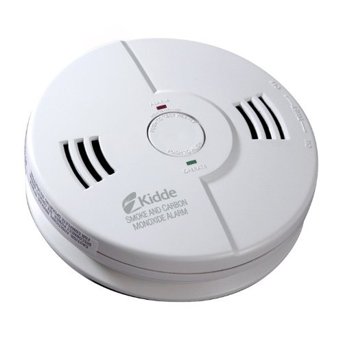 Kidde Battery-Operated Combination Carbon Monoxide And Smoke With Talking Alarm (Kn-Cosm-B)