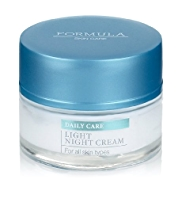 Formula Daily Skin Care Light Night Cream 50ml