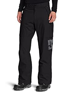 DC Men's Banshee 13 Pant, Black, Large