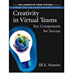 img - for [(Creativity in Virtual Teams: Key Components for Success )] [Author: Jill Nemiro] [Mar-2004] book / textbook / text book