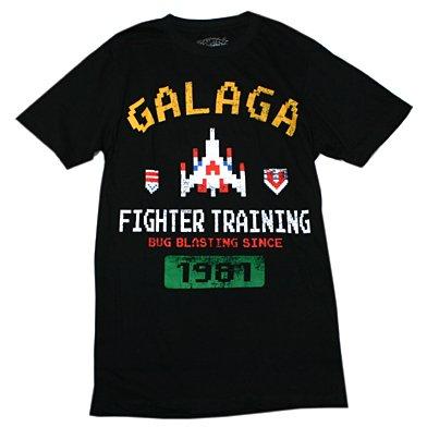ギャラガ FIGHTER TRAINING Tシャツ Mサイズ [並行輸入品]